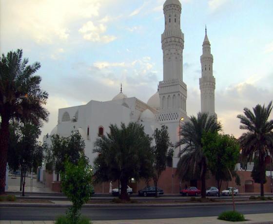 مسجد ذو القبلتين